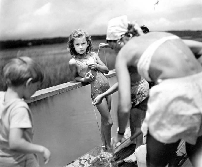 Фото голых девушек купающихся в море 13 фотография