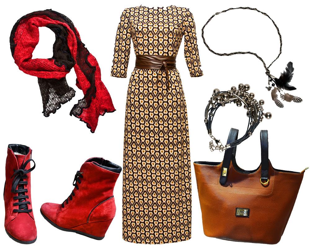 Обзор модной одежды