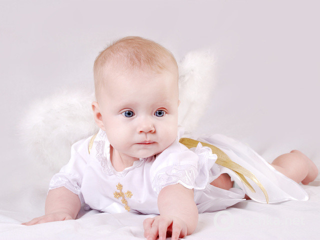 Поздравления крещению мальчика