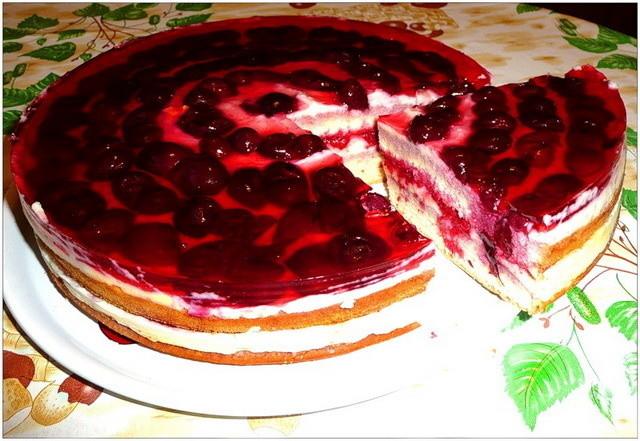 торт венский рецепт