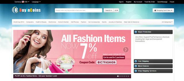 Если мы в этой статье собираем интернет-магазины в некую структуру, то  BuyInCoins в ней будет значиться как самый дешевый китайский онлайн-маркет. fe4fc625a7b