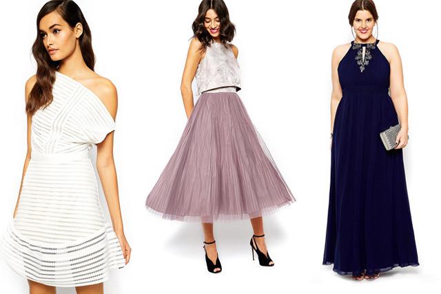 Стильные платья на выпускной вечер фото