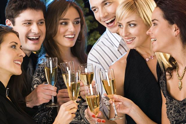 Тост поздравление на новый год коллегам