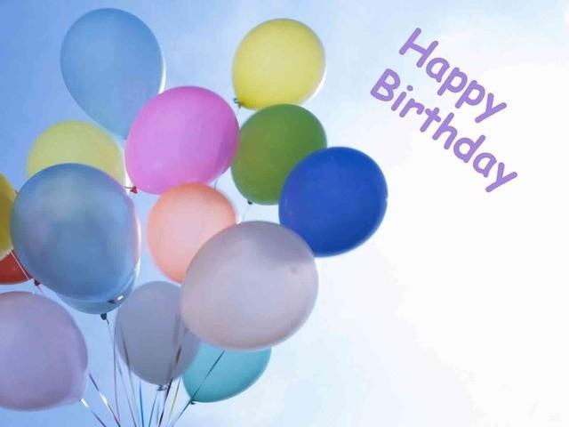 Деловое поздравление с днем рождения проза