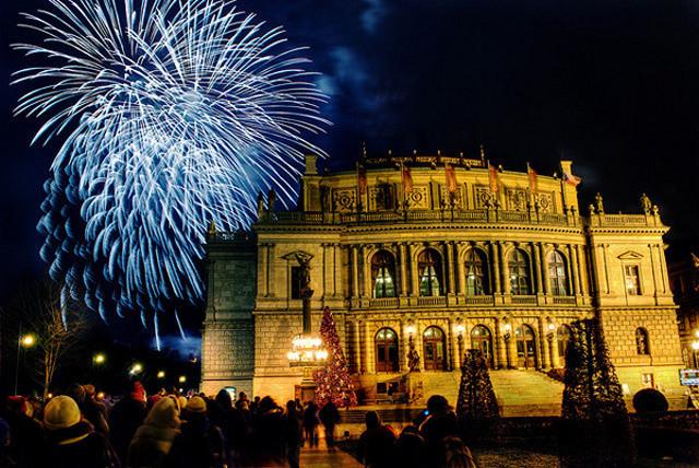 Новый год в чехии из ростова