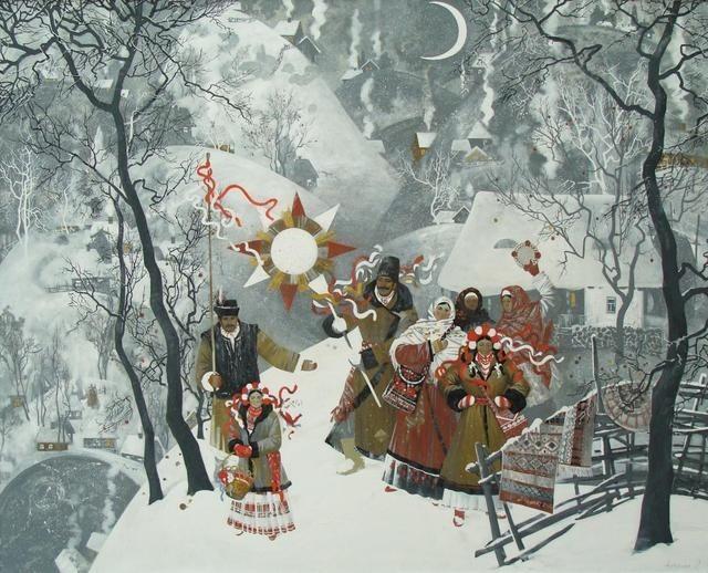 Когда Рождественские колядки: как правильно колядовать, традиции, обычаи