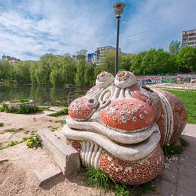 Фоторепортаж: 6 крутых дворов  Минска