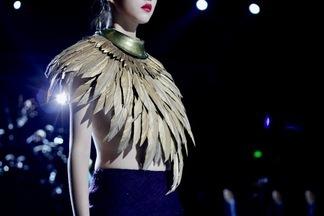 На  Harbin Fashion Week в Китае состоялся показ белорусского дизайнера Александры Козловской