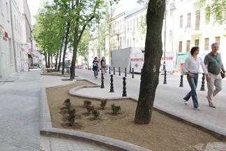 Летом в столице откроется новая пешеходная зона