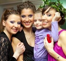 Цветочный день рождения Нины Богдановой