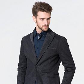 Пиджаки в магазинах города