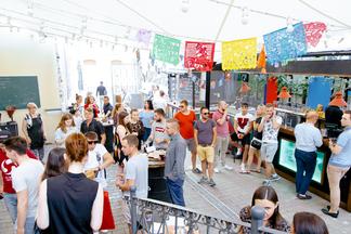 В столице прошло закрытие уже пятого по счету Gastrofest. Streetfood. Объявили победителей