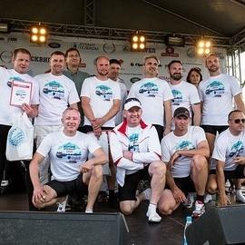 Первая бизнес-регата «Rowing Weekend 2014»