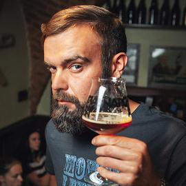 Закрытая дегустация крафтового пива от BrewDog