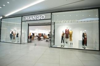 Третий в Минске монобрендовый бутик Mango в 340 «квадратов» открывается в Dana Mall