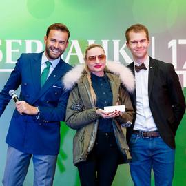 Награждение победителей акции акции #175добрыхдел