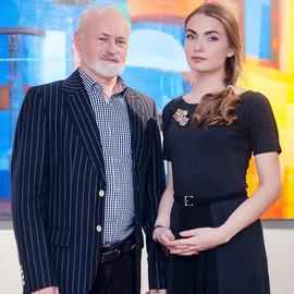 Открытие выставки Николая Бущика