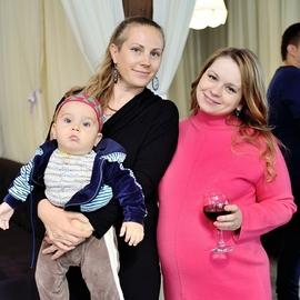 Вечеринка Baby Shower для Наташи Поткиной
