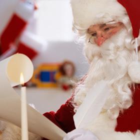 Где живет Дед Мороз?