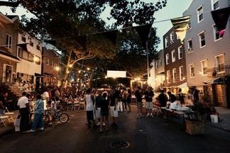 Block Party, как в Бруклине: в центре Минска на одну ночь построят улицу с барами, сценой и танцполом, тату-салоном, гостиницей