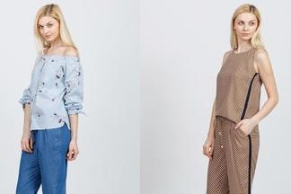 Хлопок и лен: модели из новой весенней коллекции белорусского бренда «Ачоса», на которые стоит обратить внимание
