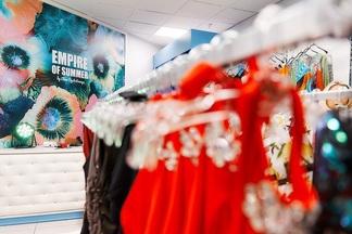 Первый монобрендовый бутик люксовой пляжной моды бренда Empire of summer открылся в Минске