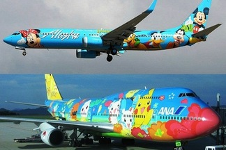Как Wargaming красит самолет Belavia
