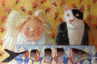 Выставка белорусской художницы пройдет в Королевском клубе Нидерландов