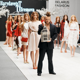 Belarus Fashion Week. Harydavets&Efremova