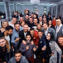 Встреча ведущих Showmen Dozhinki
