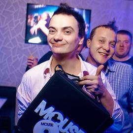 День рождения DJ Mouse