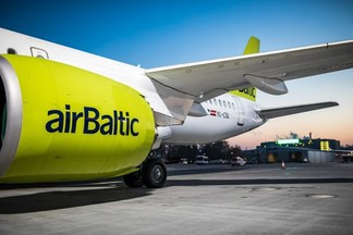 AirBaltic распродает билеты в Европу от 15 евро