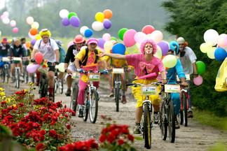 Минский велокарнавал «Viva Ровар» приглашает гостей: в прошлом году собралось 9000 велосипедистов