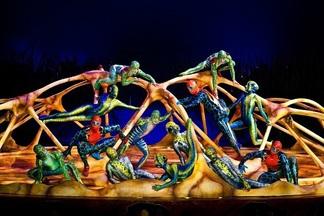 Популярнейшая в мире цирковая труппа Cirque du Soleil едет в Минск с уникальным шоу