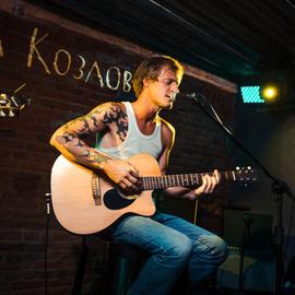 Концерт Никиты Козлова