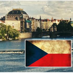 Место на карте. Прага на выходные