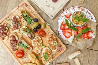 Viva Italia! Что будем пробоватьна новом Gastrofest.Aperitivo?