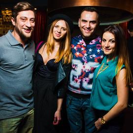 Субботний вечер в Manon bar
