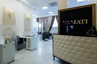 Фотофакт: в Минске открылся салон красоты «Намати»