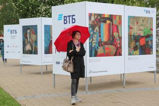Искусство в формате public space: выставка «Художник и город» открылась в Минске