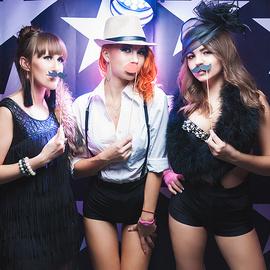Gangster Aqua Party