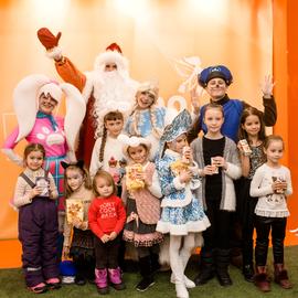 Большой рождественский карнавал