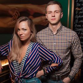 Usya & DJ Kirill Y