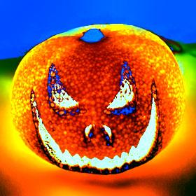 Тыква-мейкинг на Хэллоуин