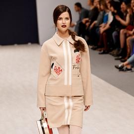 Belarus Fashion Week. Davidova