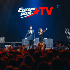 Europa Plus TV. HOT & TOP