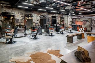 Из «пещерного человека» в джентльмены. В ТРЦ Galleria Minsk открылся барбершоп Barber&Co