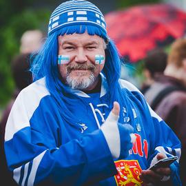 Чемпионат мира-2014 по хоккею: Финляндия — Беларусь