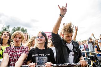 В Минске прогремел четвертый A-Fest — крупнейший бесплатный опен-эйр лета
