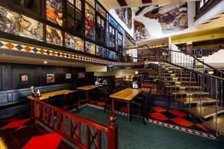 Фотофакт: как выглядят два новых зала в «Друзьях», посвященные пивной истории Беларуси